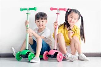 Xiaomi выпускает Beiwa Beva Детский самокат  (~ $ 35)